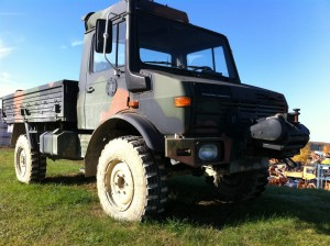 Ex-Militär Unimog 2